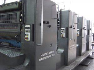 Mesin Bharakerta Security Printing